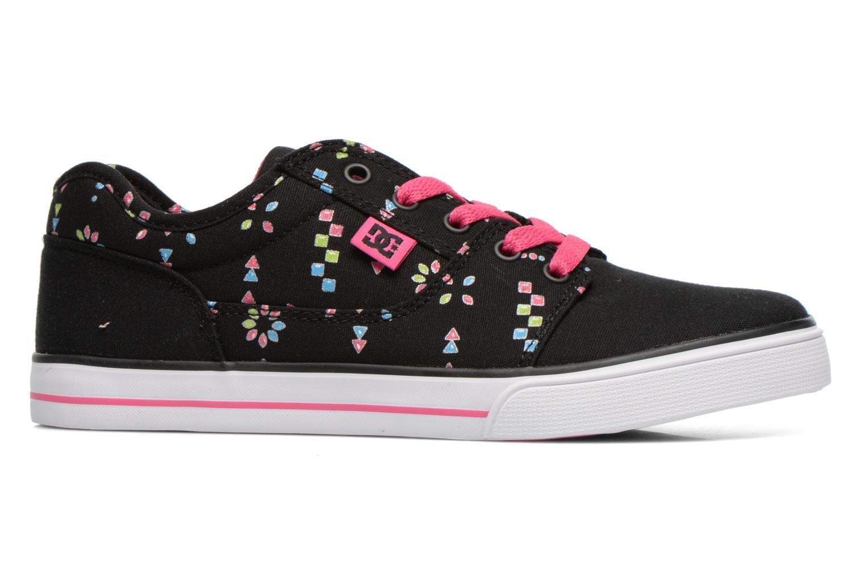 Sneaker DC Shoes TONIK TX SE schwarz ansicht von hinten