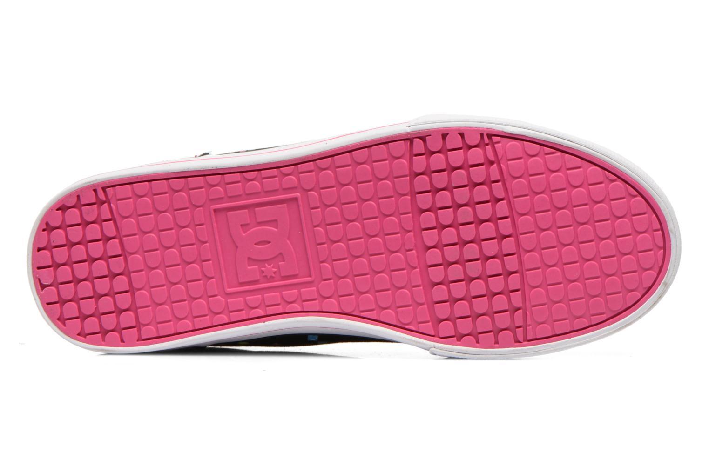 Sneaker DC Shoes TONIK TX SE schwarz ansicht von oben