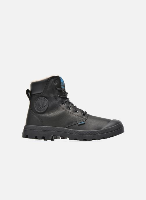 Ankle boots Palladium Pampa Sport Wps Black back view