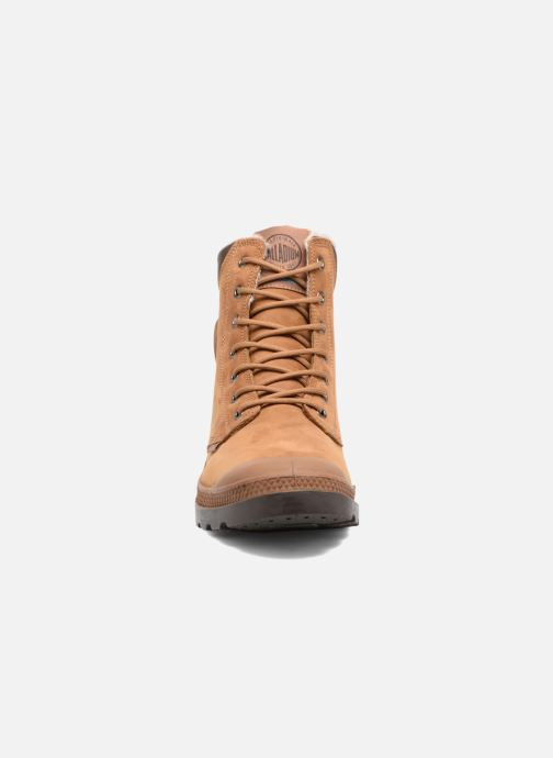Boots en enkellaarsjes Palladium Pampa Sport Wps Bruin model