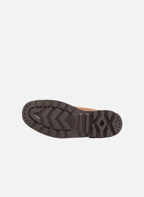 Boots en enkellaarsjes Palladium Pampa Sport Wps Bruin boven