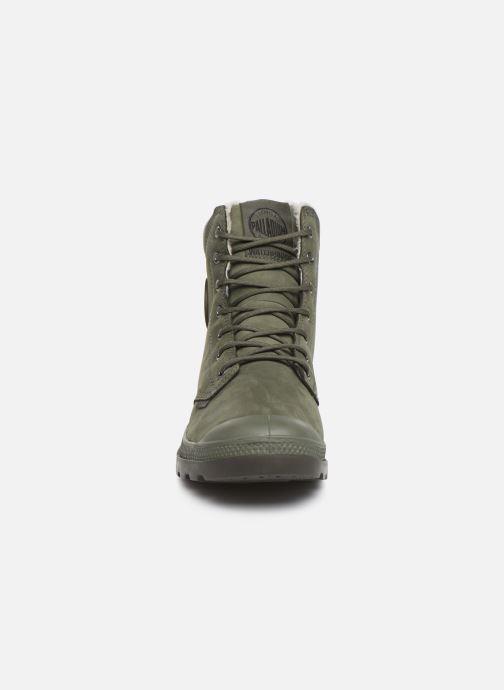 Ankelstøvler Palladium Pampa Sport Wps Grøn se skoene på