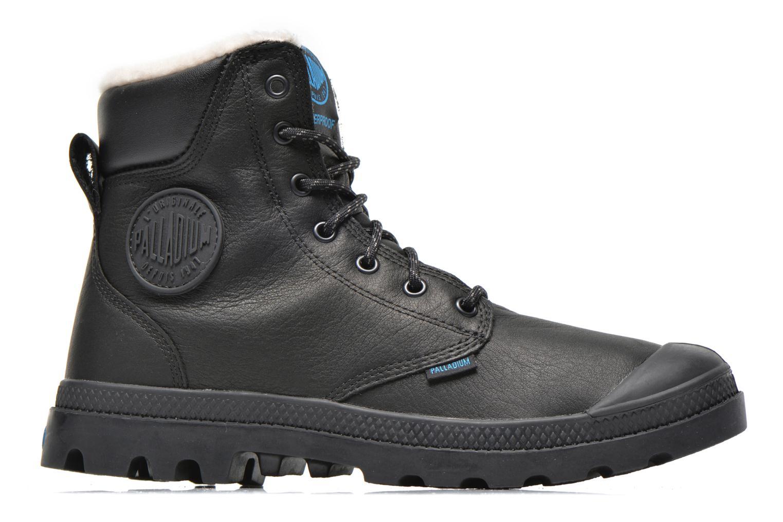 Bottines et boots Palladium Pampa Sport Wps Noir vue derrière