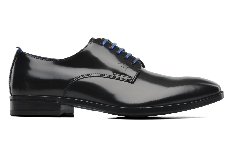 Chaussures à lacets Azzaro Uriac Noir vue derrière