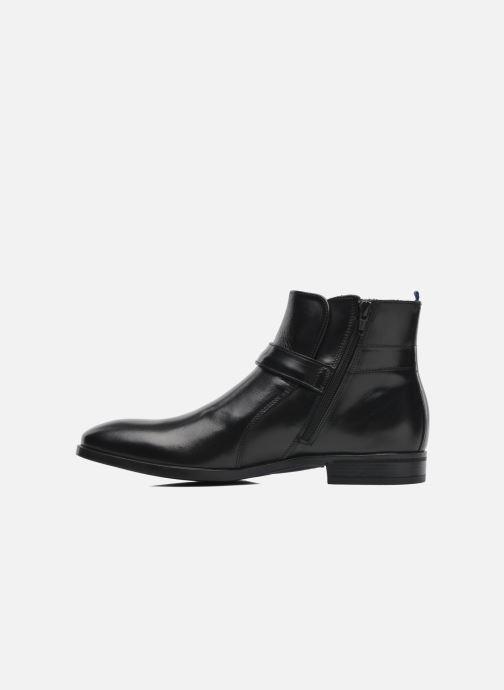 Boots en enkellaarsjes Azzaro Urli Zwart voorkant