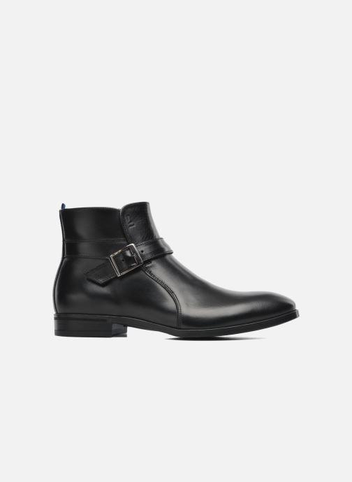 Boots en enkellaarsjes Azzaro Urli Zwart achterkant