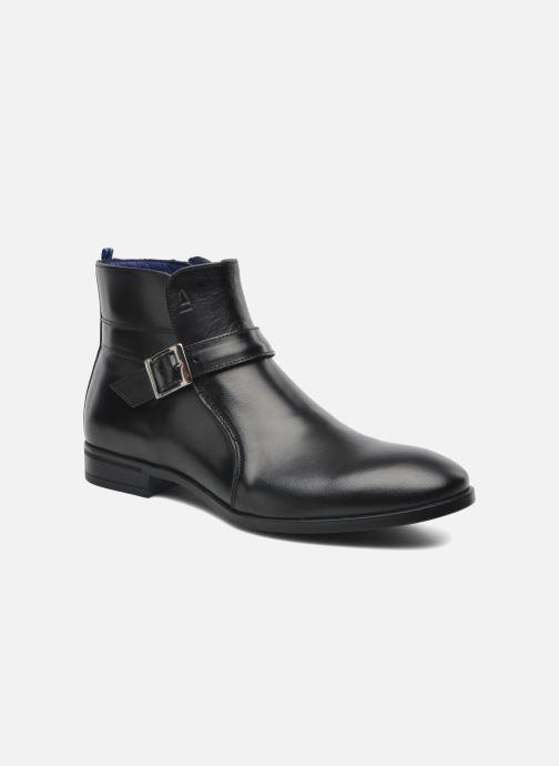 Ankle boots Azzaro Urli Black detailed view/ Pair view