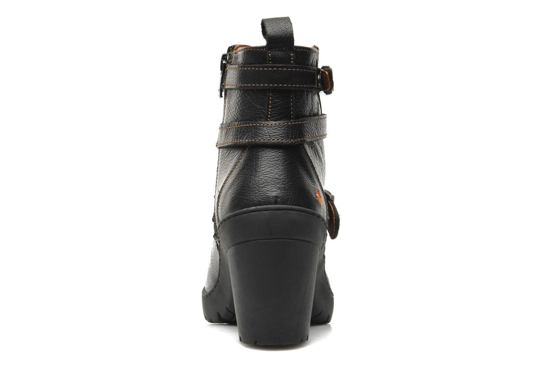 Bottines et boots Art Travel 390 Noir vue droite
