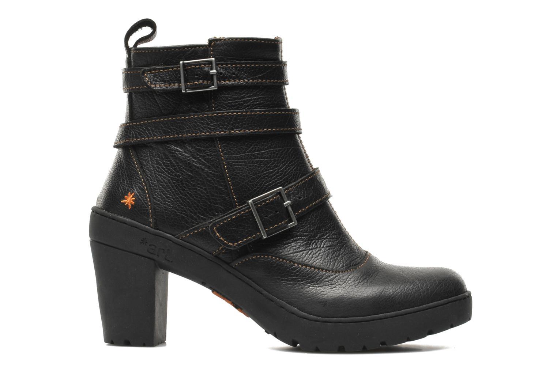 Bottines et boots Art Travel 390 Noir vue derrière