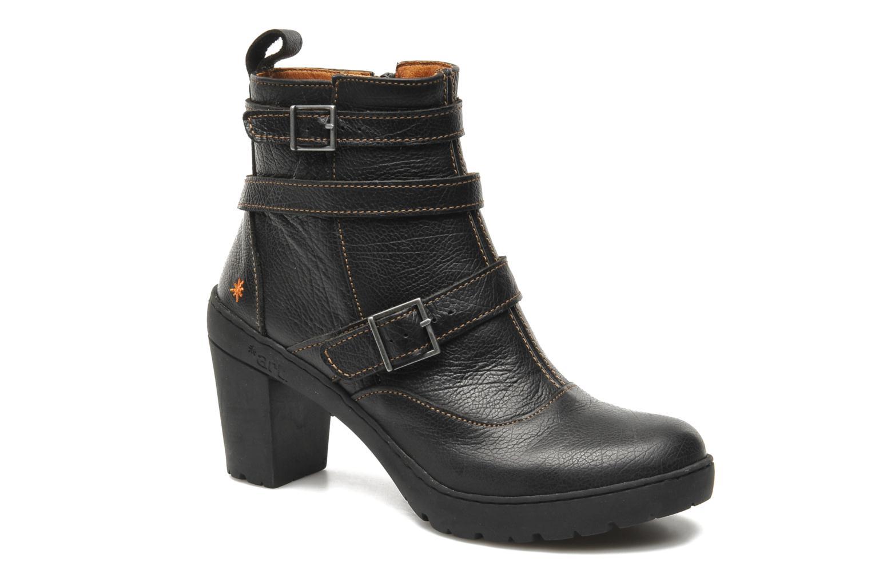 Bottines et boots Art Travel 390 Noir vue détail/paire