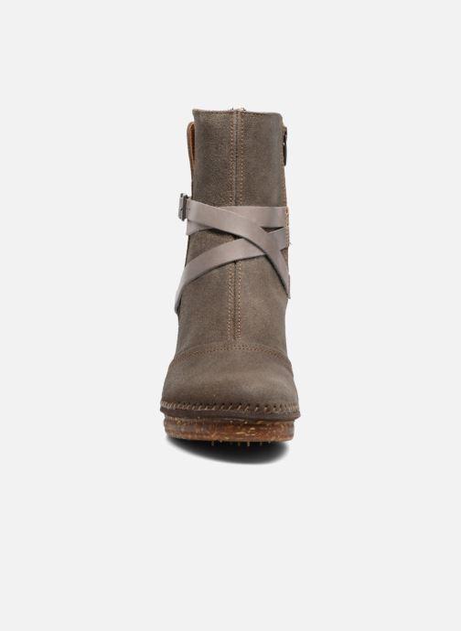 Bottines et boots Art Amsterdam 343 Gris vue portées chaussures