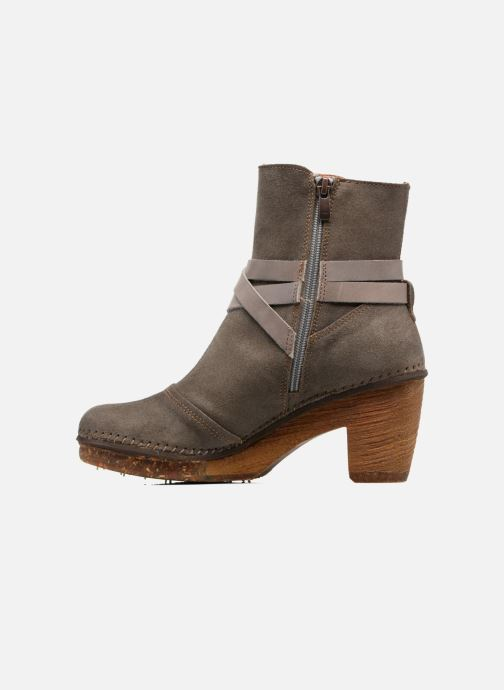 Ankle boots Art Amsterdam 343 Grey front view