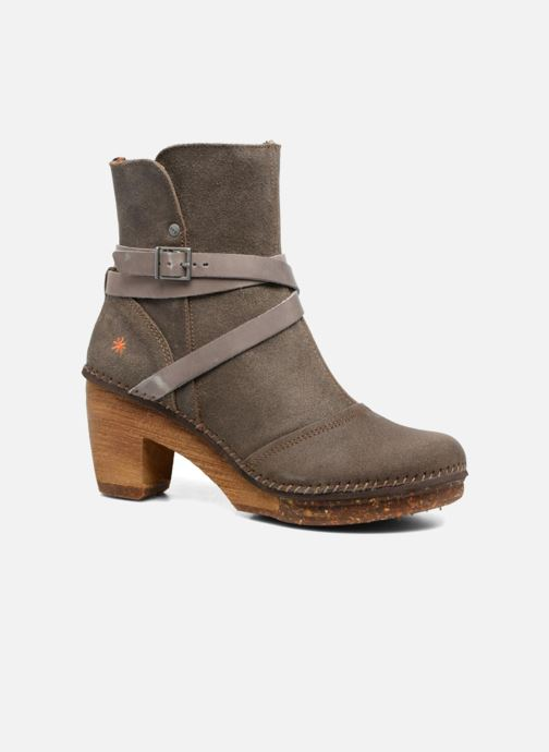 Ankle boots Art Amsterdam 343 Grey detailed view/ Pair view