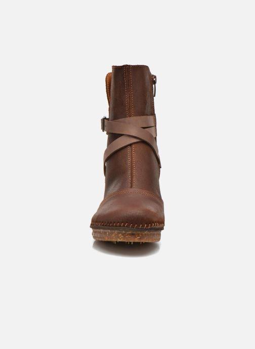 Bottines et boots Art Amsterdam 343 Marron vue portées chaussures