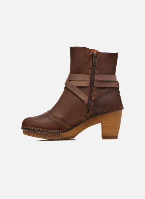 Bottines et boots Art Amsterdam 343 Marron vue face