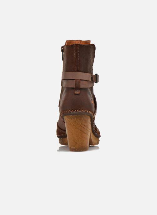 Bottines et boots Art Amsterdam 343 Marron vue droite