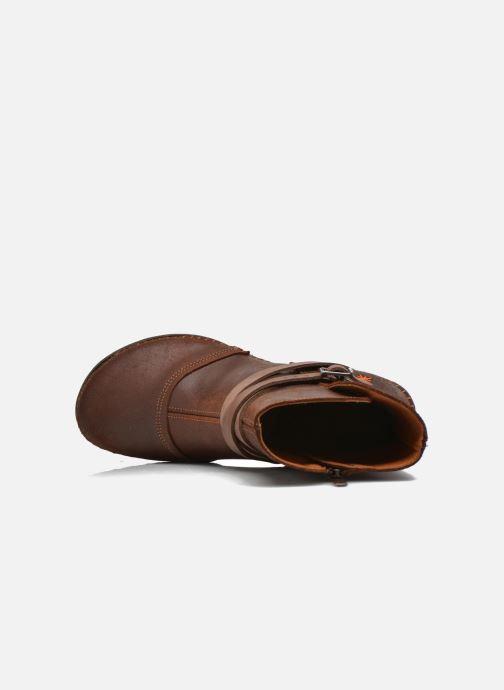 Stiefeletten & Boots Art Amsterdam 343 braun ansicht von links