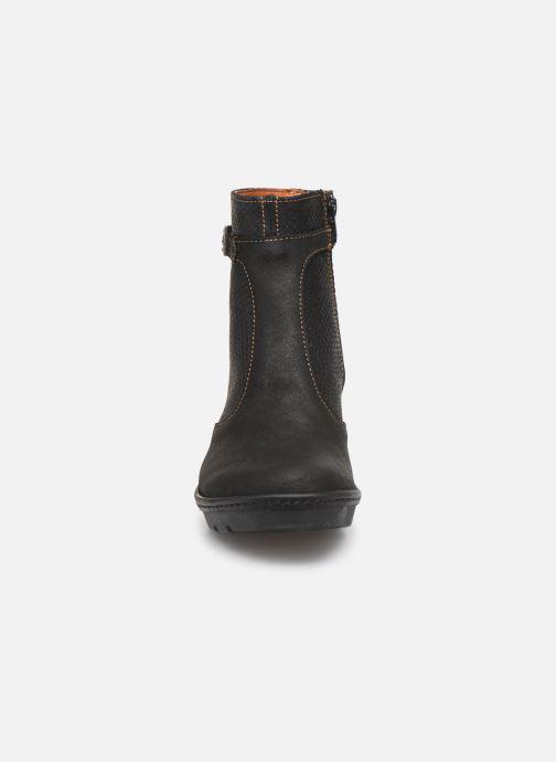 Stiefeletten & Boots Art Vitoria 242 schwarz schuhe getragen