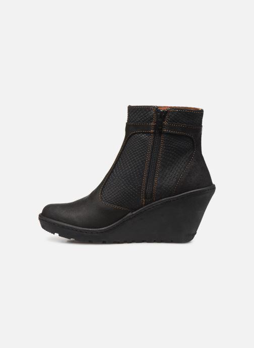 Stiefeletten & Boots Art Vitoria 242 schwarz ansicht von vorne
