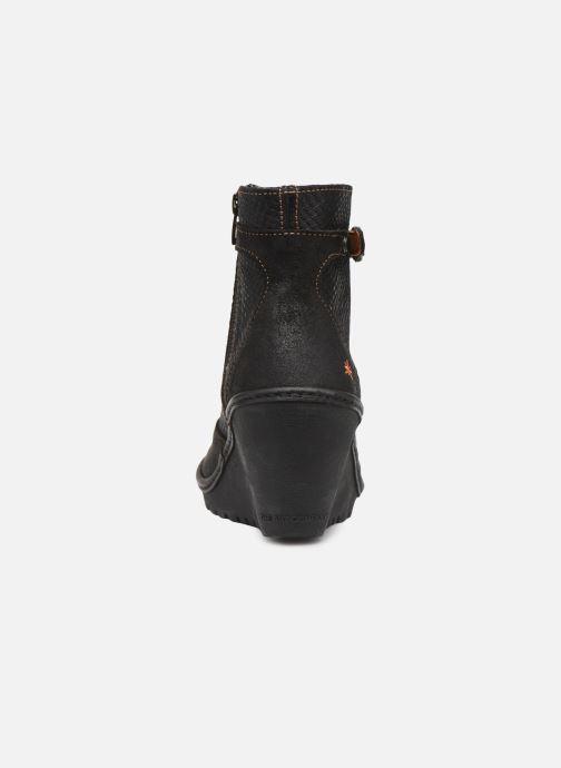 Stiefeletten & Boots Art Vitoria 242 schwarz ansicht von rechts