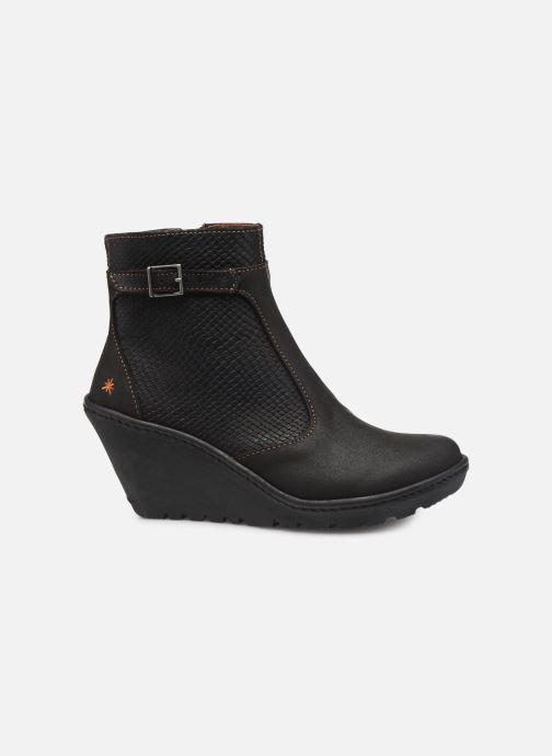 Stiefeletten & Boots Art Vitoria 242 schwarz ansicht von hinten