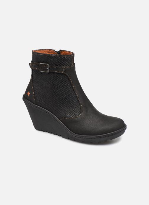 Stiefeletten & Boots Art Vitoria 242 schwarz detaillierte ansicht/modell