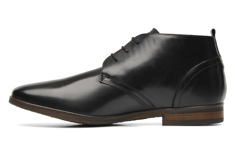 Bottines et boots Kost Merle 67 Noir vue face