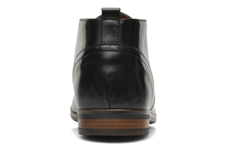 Bottines et boots Kost Merle 67 Noir vue droite