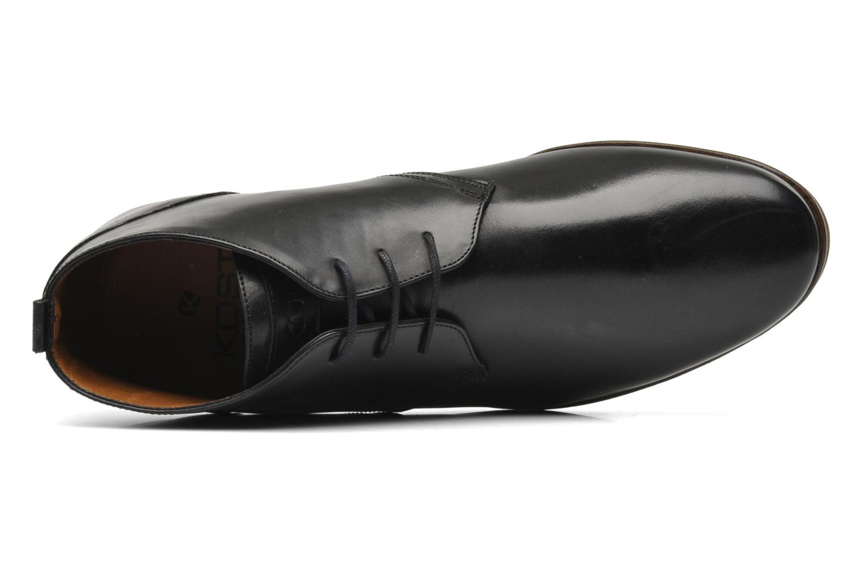 Bottines et boots Kost Merle 67 Noir vue gauche
