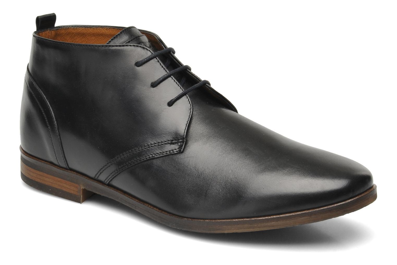 Ankelstøvler Kost Merle 67 Sort detaljeret billede af skoene