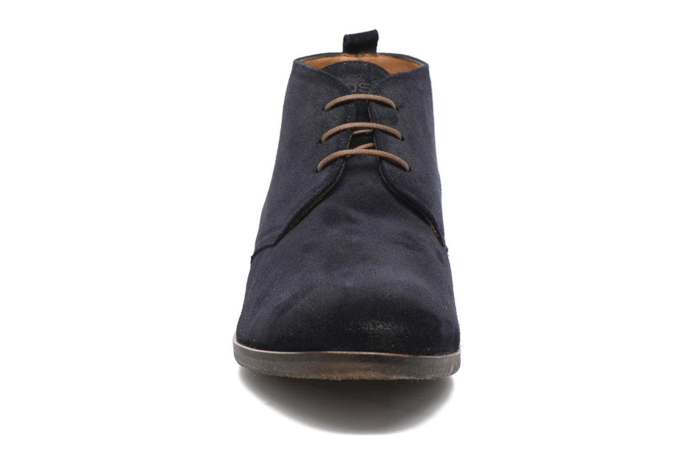 Stiefeletten & Boots Kost Merle 67 blau schuhe getragen