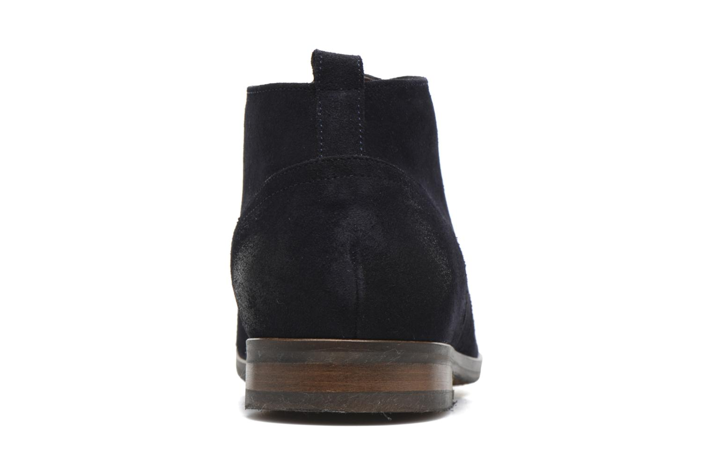 Stiefeletten & Boots Kost Merle 67 blau ansicht von rechts