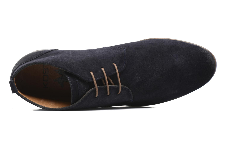 Stiefeletten & Boots Kost Merle 67 blau ansicht von links