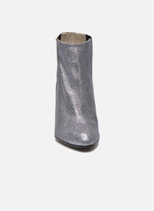 Bottines et boots Anna Volodia Aquarel Gris vue portées chaussures