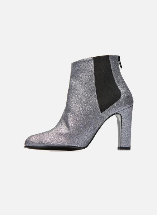 Boots en enkellaarsjes Anna Volodia Aquarel Grijs voorkant
