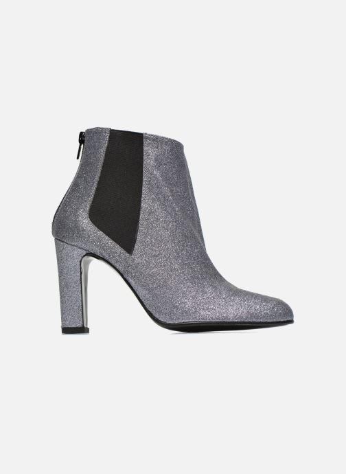 Bottines et boots Anna Volodia Aquarel Gris vue derrière