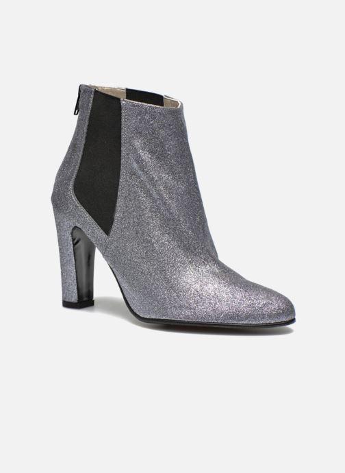 Boots en enkellaarsjes Anna Volodia Aquarel Grijs detail