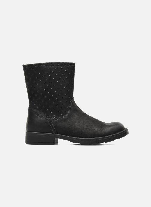 Ankle boots Geox JR SOFIA A Black back view