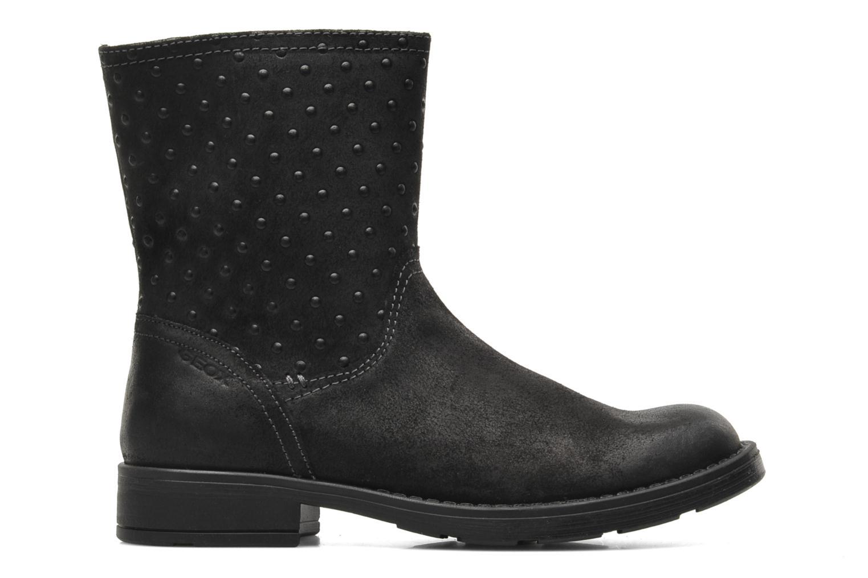 Bottines et boots Geox JR SOFIA A Noir vue derrière