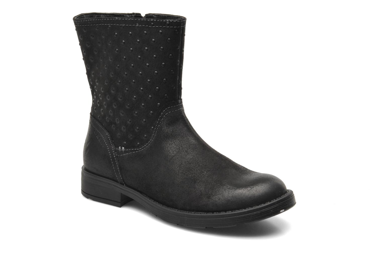 Bottines et boots Geox JR SOFIA A Noir vue détail/paire