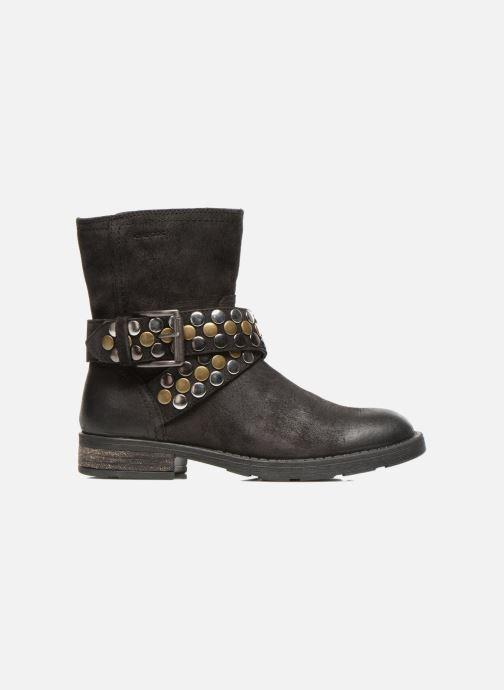 Bottines et boots Geox JR SOFIA B Noir vue derrière