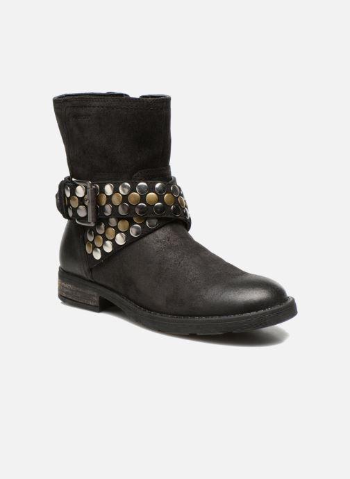 Bottines et boots Geox JR SOFIA B Noir vue détail/paire