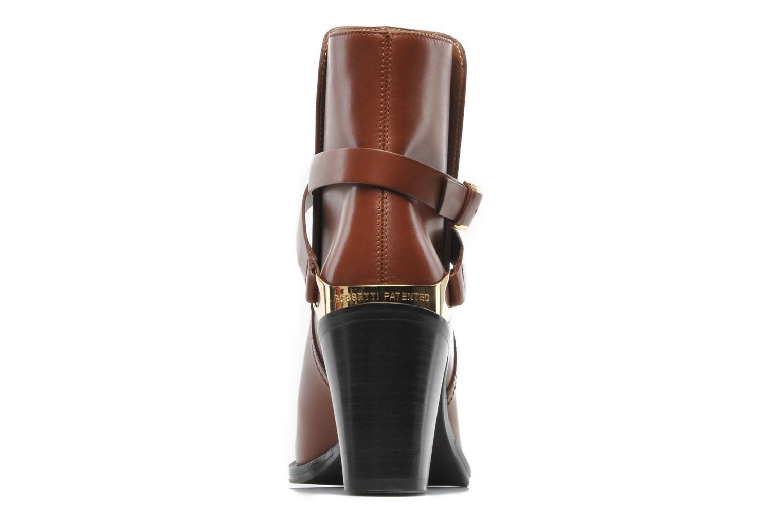 Bottines et boots Fratelli Rossetti Magenta Half boot Hill Marron vue droite
