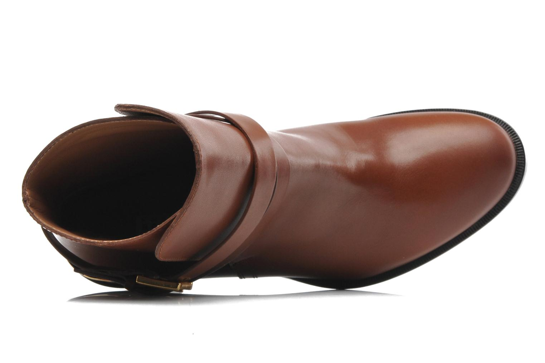 Bottines et boots Fratelli Rossetti Magenta Half boot Hill Marron vue gauche