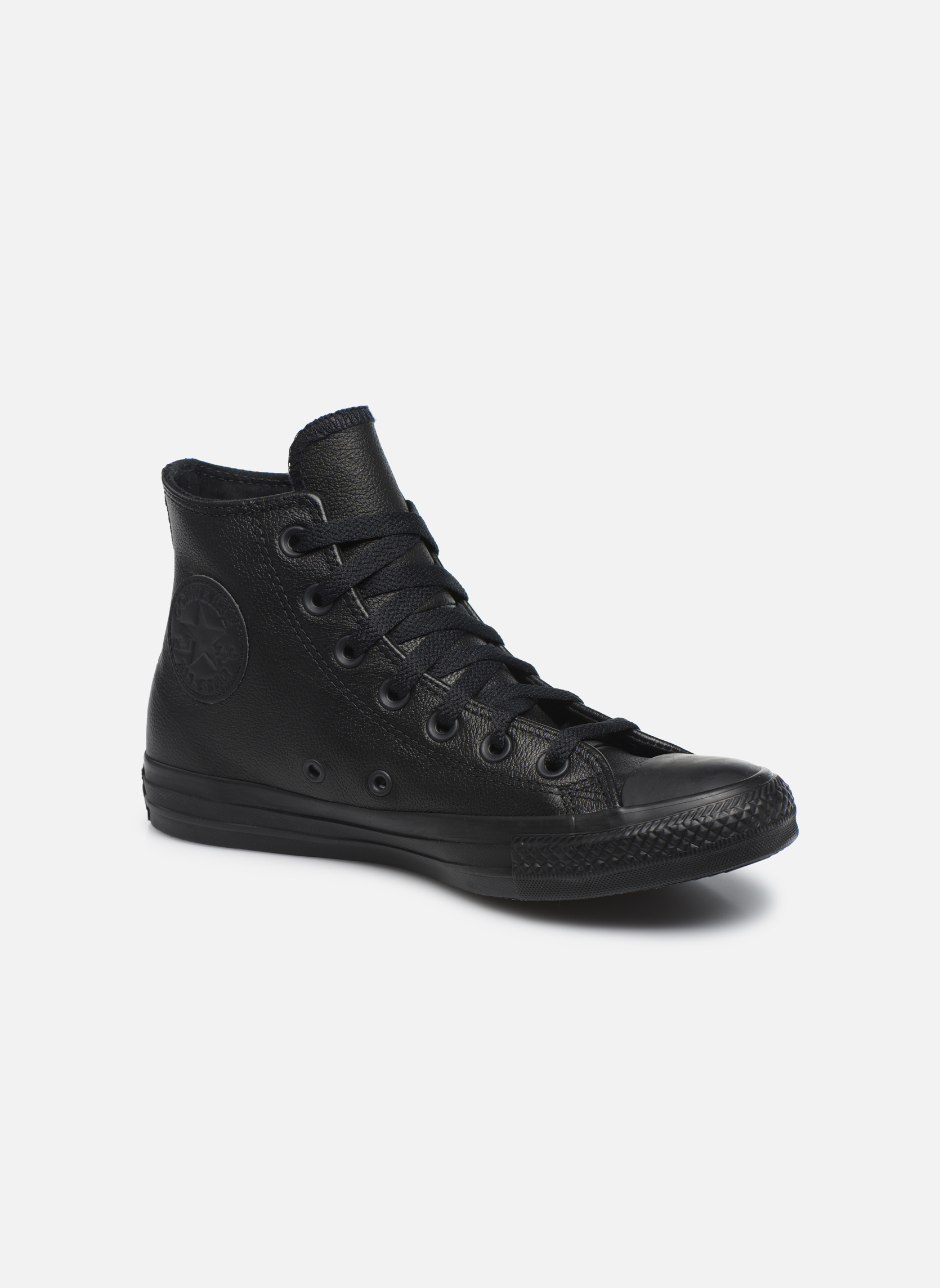 Trainers Women Chuck Taylor All Star Mono Leather Hi W