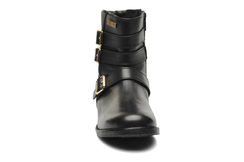 Bottines et boots Les Tropéziennes par M Belarbi Lilian E Noir vue portées chaussures