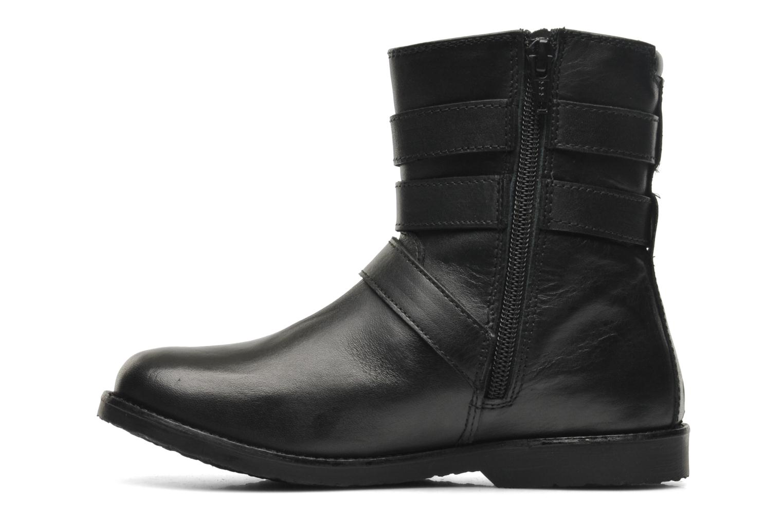 Bottines et boots Les Tropéziennes par M Belarbi Lilian E Noir vue face