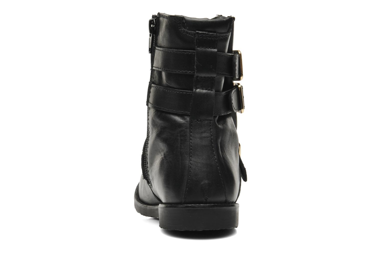 Bottines et boots Les Tropéziennes par M Belarbi Lilian E Noir vue droite