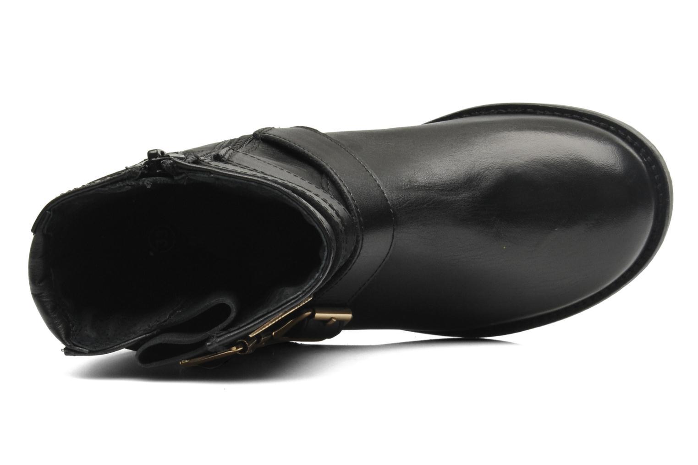 Bottines et boots Les Tropéziennes par M Belarbi Lilian E Noir vue gauche