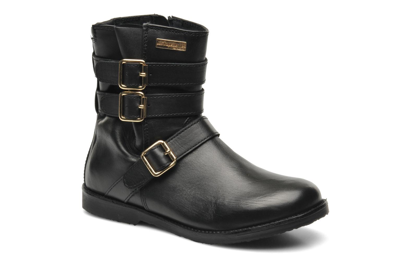 Bottines et boots Les Tropéziennes par M Belarbi Lilian E Noir vue détail/paire